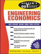 Engineering Economics by Byron S. Gottfried, William E. Souder and Jose A....