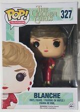 Funko POP TV Blanche Devereaux #327 Golden Girls Vinyl Figure - Rue McClanahan