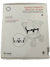 Bugaboo Donkey Maxi Cosi Baby Car Seat Adapter Twin Double Brand New