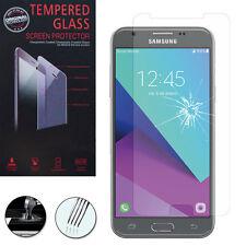 "Panzerglas Samsung Galaxy J3 (2017)/ J3 Emerge 5.0"" Echtglas Display Schutzfolie"
