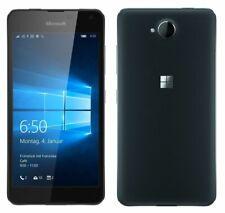 Microsoft Lumia 650 SMARTPHONE 16gb Windows BLACK accettabile stato WHITE BOX