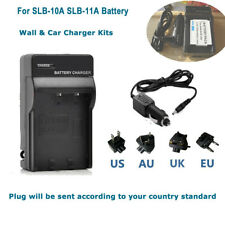 SLB-10A Regular Charger for Samsung SL620 SL720 SL820 TL9 WB150F WB250F Battery
