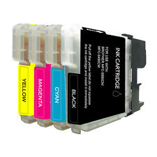 Remanufactured ink Cartridge for Brother LC65 use in Brother MFC-5890CN(4-color)