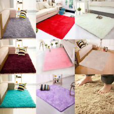 Soft Fluffy Kids Pink Shaggy Rugs Baby Pink Shaggy Rug For Living Room Bedroom