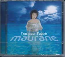 CD Maurane L'un pour l'Autre Compilation Neuf sous cellophane