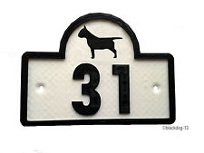 Unbranded Dog English Decorative Plaques & Signs