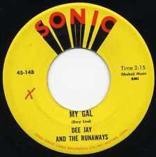 "DEE JAY & THE RUNAWAYS ""MY GAL"" ORIG US 1967 IOWA GARAGE"