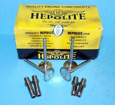 pre unit Triumph iron head valve & guide set - Ventil & Führung set T110 54- 6T