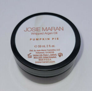 Josie Maran Whipped Argan Oil Pumpkin Pie 2 fl.oz / 59mL New Sealed