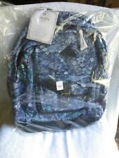 POTTERY BARN Liberty London Faria Flowers Backpack NWT no monogram