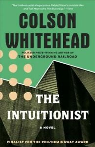 Intuitionist, Paperback by Whitehead, Colson, Like New Used, Free shipping in...