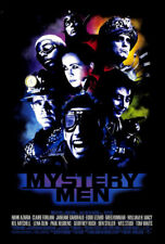 Mystery Men (1999) original movie poster - single-sided - rolled