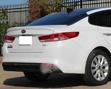 FOR KIA OPTIMA UN-PAINTED NO DRILLING REQUIRED Rear Lip Spoiler Wing 2016-2018