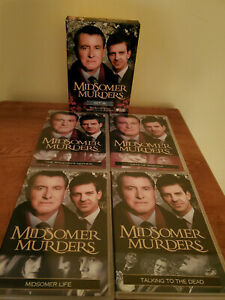 Midsomer Murders Set 16, Acorn Media. 4 Disc DVD Box Set. Good condition