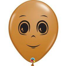 Ballons de fête marron ovales pour la maison toutes occasions