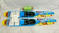 NEW Hydroslide Sea Rover Ski Trainers for Kids