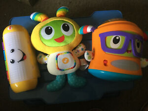 Musical toy Bundle Fisher Price Used