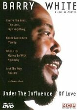 DvD BARRY WHITE UNDER THE INFLUENCE OF LOVE