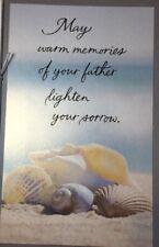 Loss Of FATHER SYMPATHY CARD by Hallmark Card