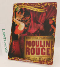 MOULIN ROUGE - Lenticular 3D Flip Magnet Cover FOR bluray steelbook