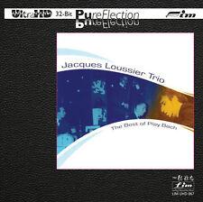 Jacques Loussier - B.O. Play Bach [New CD]