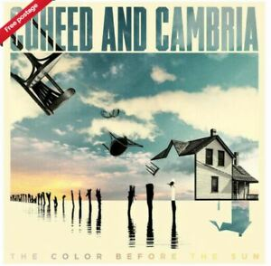 Coheed and Cambria : The Color Before the Sun CD VERY GOOD CONDITION
