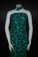 Cotton Jersey Lycra Apples Print  Knit Fabric Very Soft 7 oz Cute Apples Print