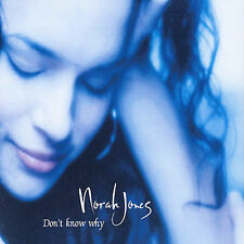 FREE US SHIP. on ANY 3+ CDs! NEW CD Jones, Norah: Don't Know Why Single, Import