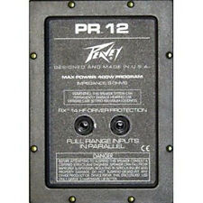 Peavey PR12 Crossover 30501592 Cross Over for PA Speaker New Direct replacement