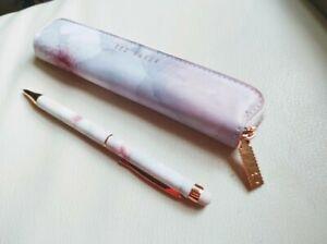 TED BAKER Touchpen Eingabestift Kugelschreiber Smartphone Tablet+etui-tasche