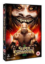 WWE Super ShowDown 2020 [DVD] *NEU* DEUTSCH Deutscher Kommentar SOFORT LIEFERBAR