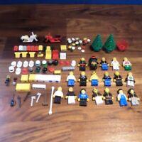 Lego Vintage Mini Figures Figs + Accessories etc Bundle 10 x Air Tanks Flowers