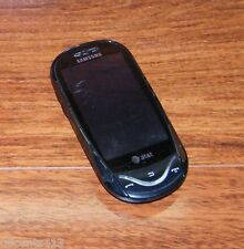 Samsung Sunburst SGH-A697 - Black (AT&T) 189 MB GSM Touch Screen Cellular Phone