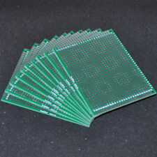 5PCS Prototype Solderless PCB Board Protoboard Breadboard Double-Sided 7X9cm Fr4