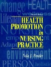 Health Promotion in Nursing Practice-ExLibrary