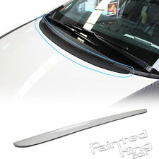For Honda ALL Model FIT CIVIC ACCORD Front Hood Bonnet Lip Spoiler NH624P