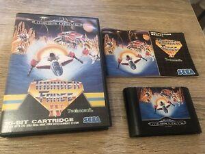 Thunder Force 4 CIB / Sega Mega Drive / PAL / Sega MD / Megadrive /