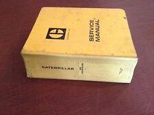 CATERPILLAR CAT 225 EXCAVATOR SERVICE MANUAL 51U HOE BIG BOOK