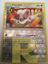 Cinccino ® Invasione Scarlatta 86/111 ® Reverse Holo Foil ® Pokemon ® Italiano