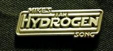 "Phish 'Mike's I Am Hydrogen Song"" Pin silver Gamehendge anastasio gordon fishman"