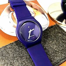 FASTRACK:India/Purple/Plastic Case/Silicone Band Unisex Watch. 9915PP31