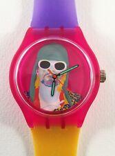 Nirvana Kurt Cobain watch - Retro 90s designer watch