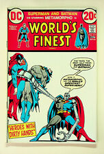 World's Finest #217 (Apr-May 1973, DC) - Fine