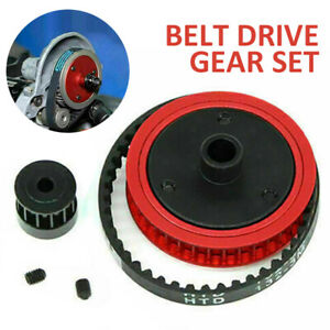 Riemenantrieb Getriebe Transmission Für 1/10 RC Axial SCX10 II 90046 Getriebe DE
