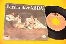 "ABBA 7"" FERNANDO POTUGAL ORIG PORTUGAL 1976 EX !!!!!!!!!!!!!"