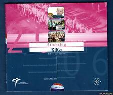 Coffret BU Pays Bas 2006 Tirage 45000 Exemplaires 8 pièces 1 ct à 2 euro