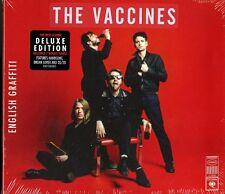 The Vaccines - English graffiti CD Deluxe (new album/disco sealed)