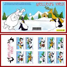 France 2005 carnet Journée du timbre ** MNH, BC3853