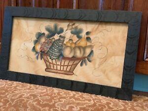 Antique Design Theorem Painting Ann Rea