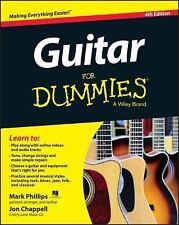 Guitar For Dummies by Mark Phillips; Jon Chappell
